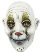 Ghoulish Productions Clown Gang Tiger Adult Latex Mask Character Halloween New