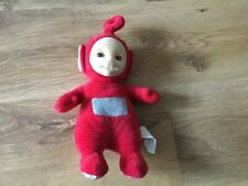 Teletubbies soft plush talking Po
