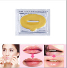 20pcs Gold Crystal Collagen Lip Mask Patch Anti Ageing Wrinkle Moisturising
