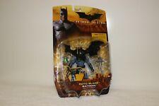 Batman Begins Roto Blade Batman - 5 Inch Figure -Nib- 2005 Mattel