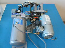 Puregas 550 Air Dryer W/Heatless Dryer PHF2C106126 & GE M100BX AC Motor