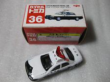 TOYOTA Crown Majesta Police Car Capsule Tomica 36 Yujin Tomy NIB