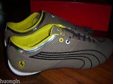 PUMA Shadow Yellow FUTURE CAT M1 BIG SF L Ferrari Athletic Shoes Men's 14 - NEW