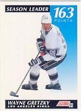Wayne Gretzky Single Hockey Trading Cards
