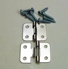 2 Pack Penn Elcom P0644N Take Apart/Lift Off Hinge Nickle Finish W/Mtg. Screws