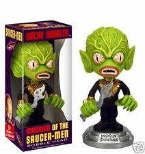 FUNKO SAUCER MAN ALIEN WACKY WOBBLER BOBBLEHEAD INVASION OF THE SAUCER MEN