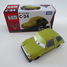 TAKARA Tomy Tomica Disney Pixar Cars C-24 Acer Metal Toy Car New in Box