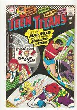 Teen Titans #7 (Febl 1967) FN 6.0 1st app of Mad Mod.   Nice looking copy