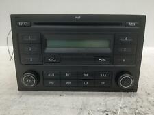 2009 VOLKSWAGEN POLO OEM Radio/CD/Stereo Head Unit