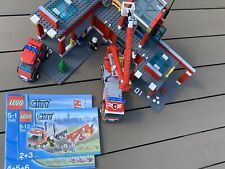 Lego City 7945 Fire Station