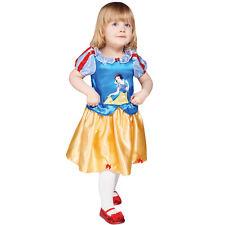 Icono De Princesas De Disney Nieve Blanco Vestido de fantasía Traje de 18-24 meses