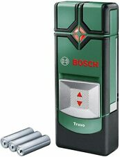 Bosch Detector Truvo 3 x AAA Batteries, Case, Max. Detection Depth 70 mm