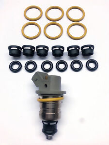 Motor Man -  Fuel Injector Service Kit 6CYL Dodge Chrysler Eagle Plymouth 3.5L