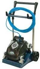 SmartPool Caddy Robotic Pool Cleaner Cord Power Supply Storage PVC Reels Outdoor