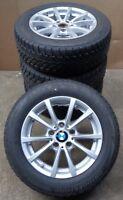 4 BMW Winterräder Styling 390 BMW 3er F30 F31 BMW 205/60 R16 92H M+S 6796236 TOP