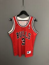 CHICAGO BULLS Champion NBA Basketball Jersey - Small - #3 CHANDLER