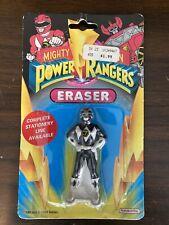 MIGHTY MORPHIN POWER RANGERS ERASER