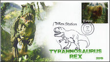 19-236, 2019, Tyrannosaurus Rex, Pictorial Postmark, Event Cover, Chesnee SC, T-