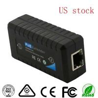 1 Port 10/100M PoE Extender Range 120m IEEE802.3af For Ethernet IP Camera