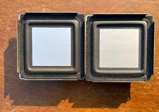 "Pair (2) SONY APM 3.5"" Passive Radiator LF ""speakers"" 8-927-189-00 JAPAN"