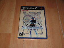Suikoden IV precintado Sony PlayStation 2 PS2 PAL España