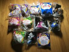 Lot Of 12 McDonalds Happy Meal Toys Mulan Brother Bear Poo Chi Spy Kids Disney