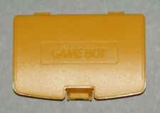 Yellow Game Boy Color Replacement Battery Cover - Nintendo Gameboy Colour GBC