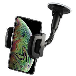 REIKO UNIVERSAL SUCTION GLASS WINDOW PHONE HOLDER IN BLACK BRAND NEW CAR