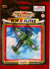 ** SPITFIRE AIRPLANE (WW11 FLITES)