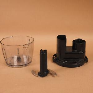 Cuisinart Smart Stick Bllender CSB-80 Food Processor Parts - Work Bowl Blade Lid
