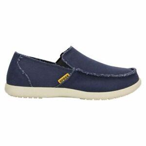 NEW Crocs Men's Santa Cruz Slip On Shoes By Anaconda