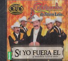 Los Cardenales De Nuevo Leon Si Yo Fuera El CD New