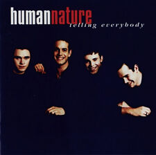 Human Nature - Telling Everybody [New & Sealed] CD