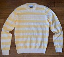 Stone Island Marina Striped Knit Sweater Men's Small Brand New NWT