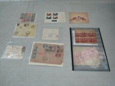 Nystamps Russia old stamp cover block collection high value