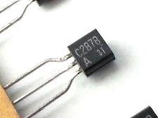 10x  2SC2878A C2878 A Transistor - 2SC2878 A - 2SC2878-A - Toshiba - Japan - NOS
