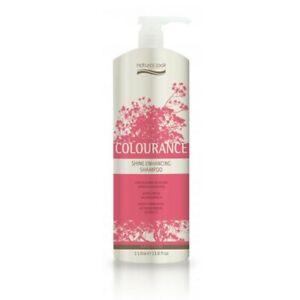 Natural Look  Colourance Shine Enhancing Shampoo 1L - Quality wash, professional