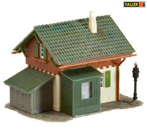 FALLER 131356 Bahnwärterhaus (H0) ++ NEU in OVP