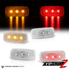 10 11 12 13 14 Dodge Ram Dually Rear Fender Cab Bed LED Lamp Side Marker Lights