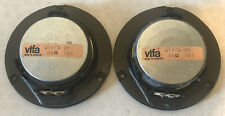 More details for vifa d19 td -05 tweeters x2