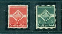 Deutsches Reich, Berufswettkamof, Nr. 571 - 572 x postfrisch **