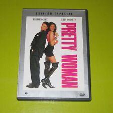 DVD.- PRETTY WOMAN (EDICION ESPECIAL) - RICHARD GERE - JULIA ROBERTS