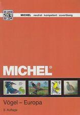 Michel Motiv - Katalog Vögel Europa, 3. Auflage (erschienen September 2014)
