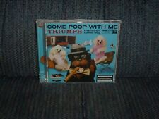 Triumph The Insult Comic Dog - Come Poop With Me (CD + DVD) Conan/Adam Sandler