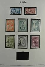 Lot 26777 Stamp collection Europa CEPT 1950-1974.