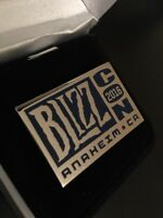 *** BLIZZCON 2016 Logo Lapel Pin *** Blizzard Collectible World Of Warcraft WoW