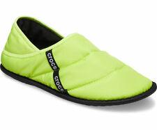 crocs Slipper Neo Puff Slipper Limette Punch Croslite Normal Unisex