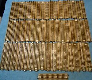 Marklin Ho Straight Track Lot Of 50 Pcs. M Track