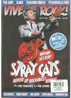 VIVE LE ROCK  MAGAZINE #45 2017, BRIAN SETZER AND STRAY CATS