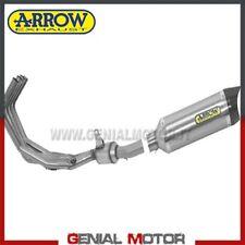 Scarico Completo Arrow Street Thunder Aluminio Yamaha Xj6 2009 > 2015